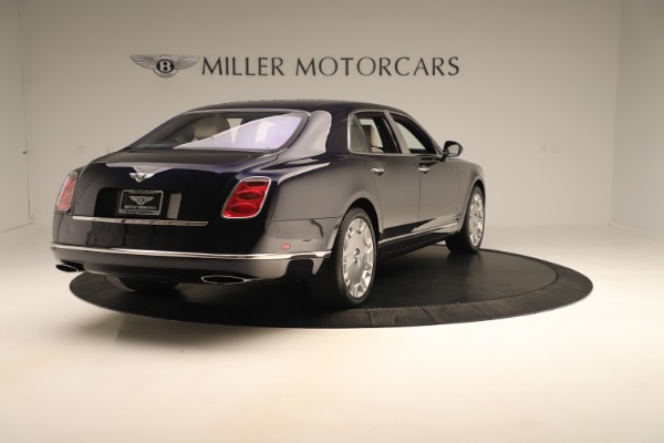 Used 2016 Bentley Mulsanne for sale $146,900 at Aston Martin of Greenwich in Greenwich CT 06830 7
