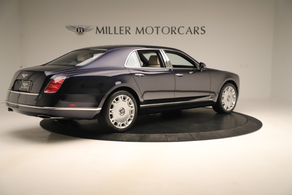 Used 2016 Bentley Mulsanne for sale $146,900 at Aston Martin of Greenwich in Greenwich CT 06830 8