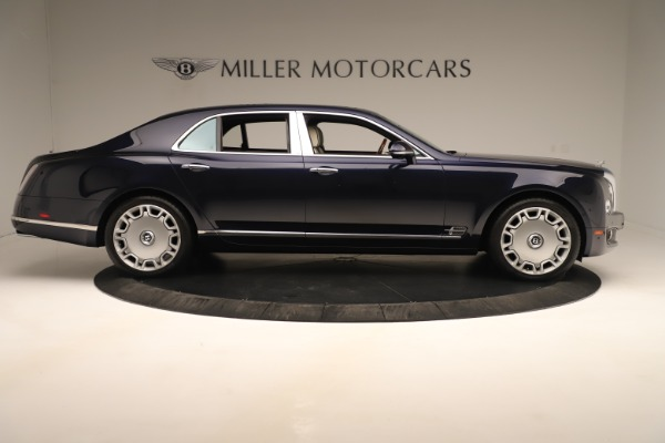Used 2016 Bentley Mulsanne for sale $146,900 at Aston Martin of Greenwich in Greenwich CT 06830 9