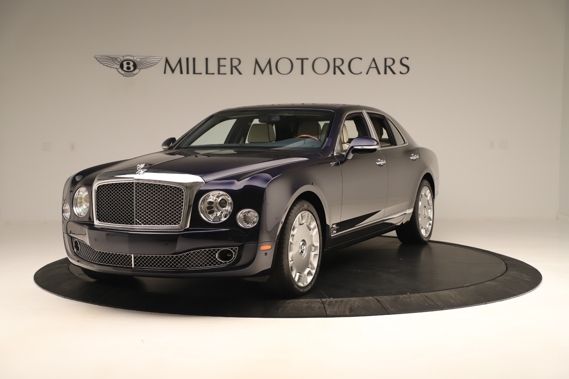 Used 2016 Bentley Mulsanne for sale $146,900 at Aston Martin of Greenwich in Greenwich CT 06830 1