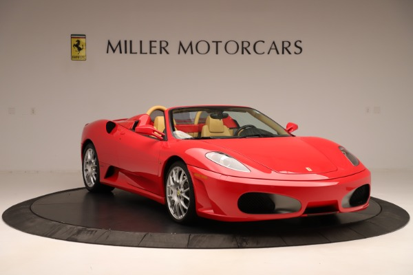 Used 2007 Ferrari F430 F1 Spider for sale Sold at Aston Martin of Greenwich in Greenwich CT 06830 11