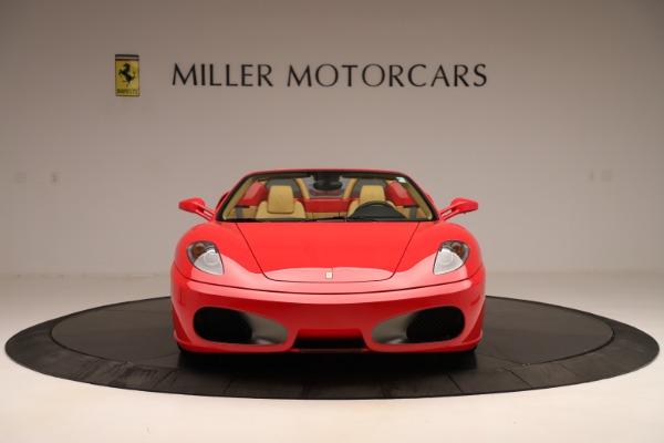 Used 2007 Ferrari F430 F1 Spider for sale Sold at Aston Martin of Greenwich in Greenwich CT 06830 12