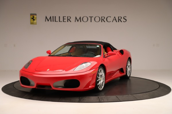 Used 2007 Ferrari F430 F1 Spider for sale Sold at Aston Martin of Greenwich in Greenwich CT 06830 13