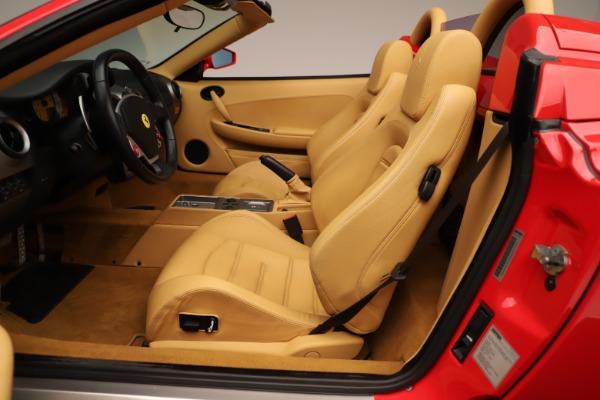 Used 2007 Ferrari F430 F1 Spider for sale Sold at Aston Martin of Greenwich in Greenwich CT 06830 21