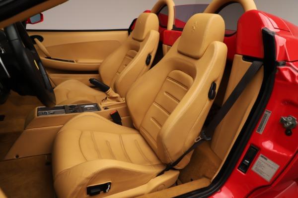Used 2007 Ferrari F430 F1 Spider for sale Sold at Aston Martin of Greenwich in Greenwich CT 06830 22