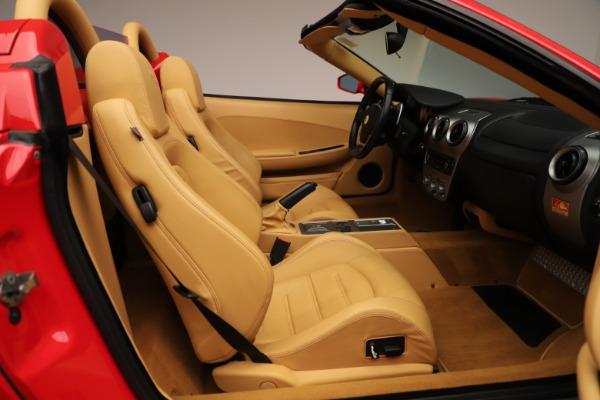 Used 2007 Ferrari F430 F1 Spider for sale Sold at Aston Martin of Greenwich in Greenwich CT 06830 25
