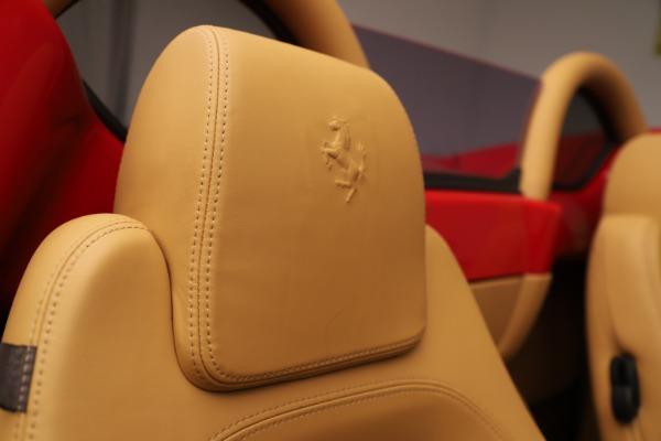 Used 2007 Ferrari F430 F1 Spider for sale Sold at Aston Martin of Greenwich in Greenwich CT 06830 27