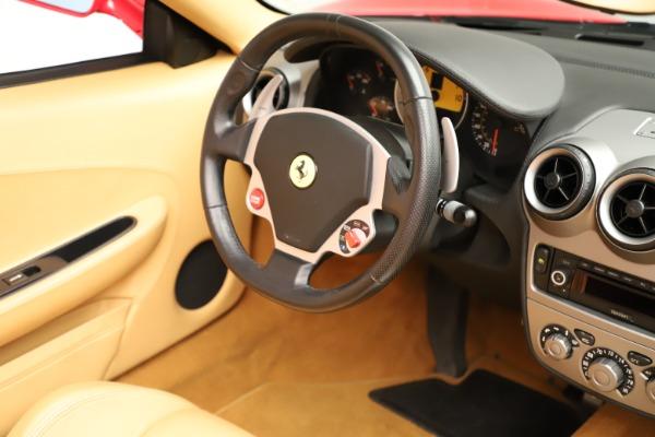 Used 2007 Ferrari F430 F1 Spider for sale Sold at Aston Martin of Greenwich in Greenwich CT 06830 28