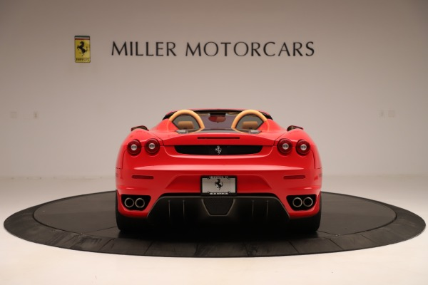 Used 2007 Ferrari F430 F1 Spider for sale Sold at Aston Martin of Greenwich in Greenwich CT 06830 6