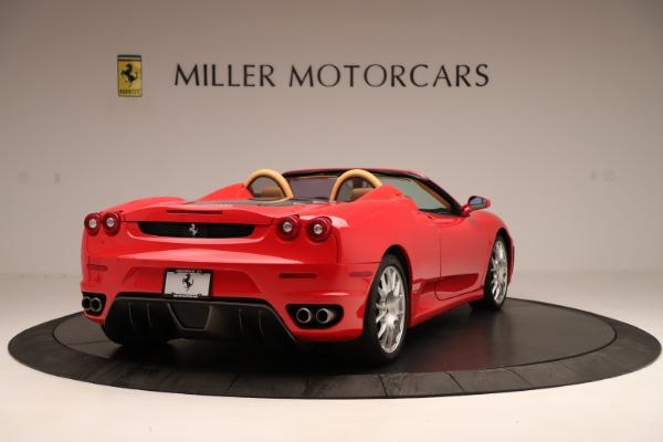 Used 2007 Ferrari F430 F1 Spider for sale Sold at Aston Martin of Greenwich in Greenwich CT 06830 7