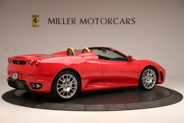 Used 2007 Ferrari F430 F1 Spider for sale Sold at Aston Martin of Greenwich in Greenwich CT 06830 8