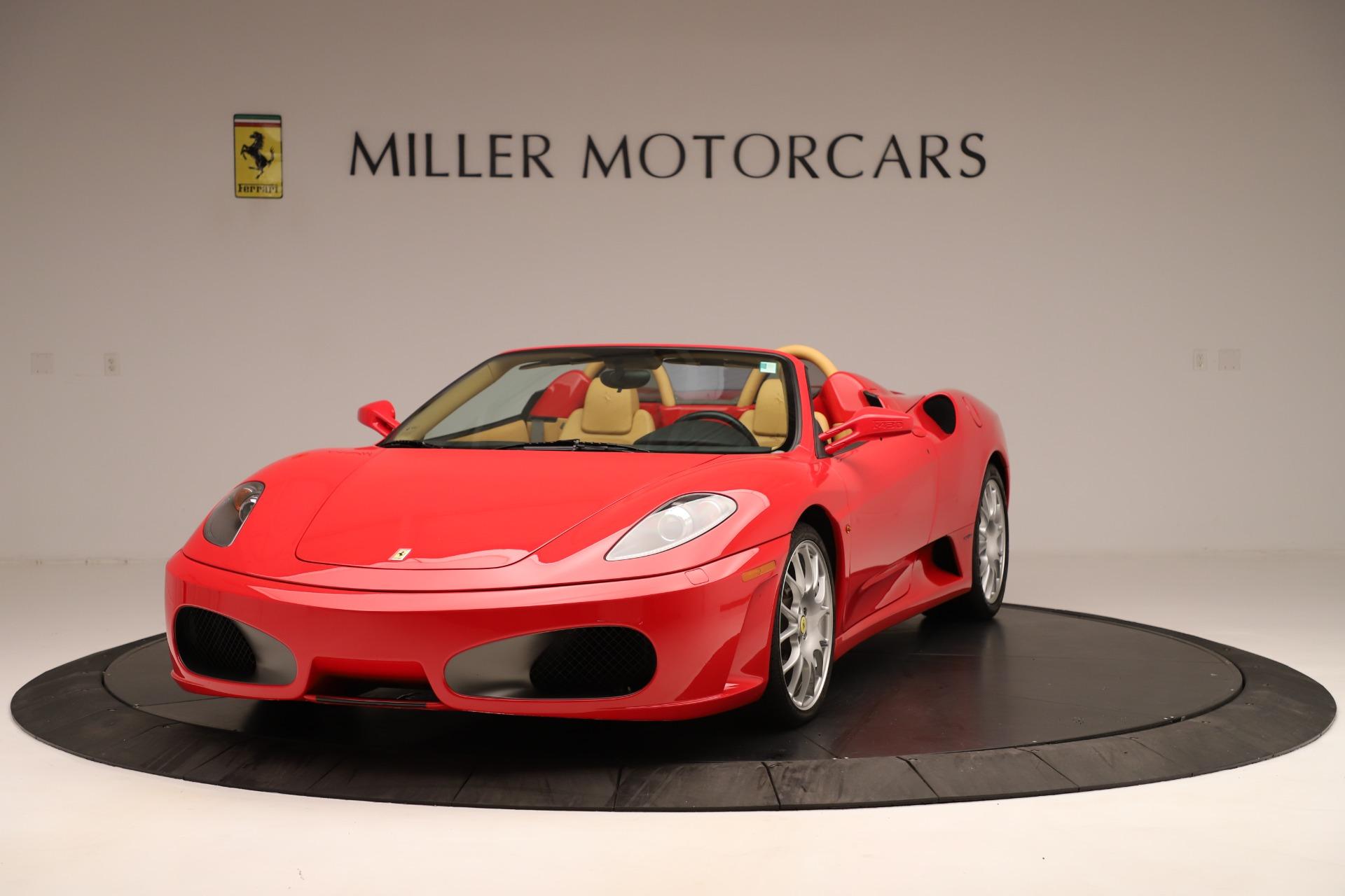 Used 2007 Ferrari F430 F1 Spider for sale Sold at Aston Martin of Greenwich in Greenwich CT 06830 1