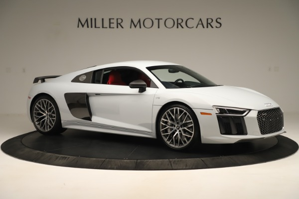Used 2018 Audi R8 5.2 quattro V10 Plus for sale Sold at Aston Martin of Greenwich in Greenwich CT 06830 10