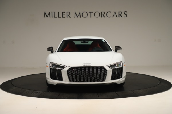 Used 2018 Audi R8 5.2 quattro V10 Plus for sale Sold at Aston Martin of Greenwich in Greenwich CT 06830 12