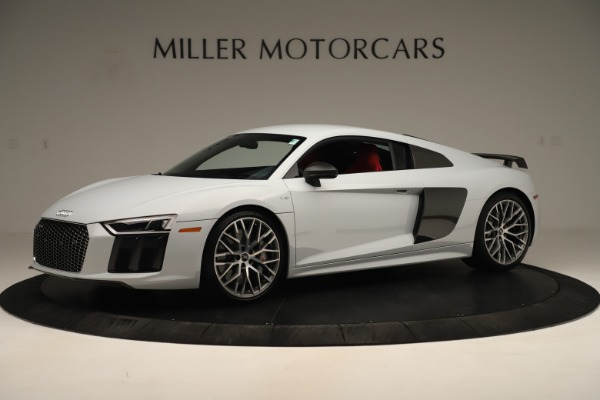 Used 2018 Audi R8 5.2 quattro V10 Plus for sale Sold at Aston Martin of Greenwich in Greenwich CT 06830 2