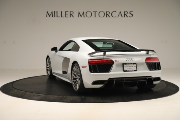Used 2018 Audi R8 5.2 quattro V10 Plus for sale Sold at Aston Martin of Greenwich in Greenwich CT 06830 5