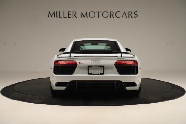 Used 2018 Audi R8 5.2 quattro V10 Plus for sale Sold at Aston Martin of Greenwich in Greenwich CT 06830 6