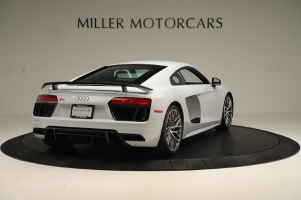 Used 2018 Audi R8 5.2 quattro V10 Plus for sale Sold at Aston Martin of Greenwich in Greenwich CT 06830 7