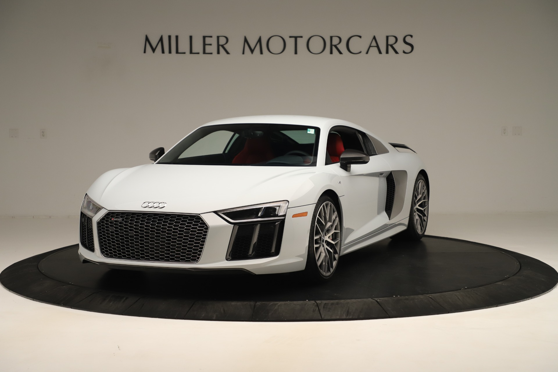Used 2018 Audi R8 5.2 quattro V10 Plus for sale Sold at Aston Martin of Greenwich in Greenwich CT 06830 1