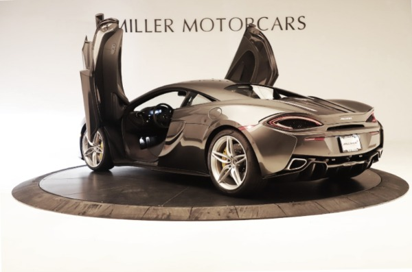 Used 2017 McLaren 570S Coupe for sale Sold at Aston Martin of Greenwich in Greenwich CT 06830 11
