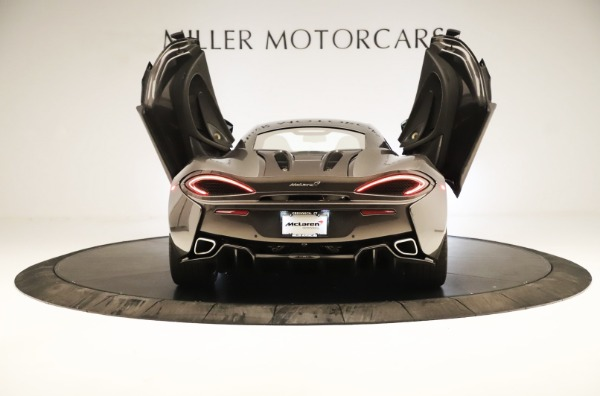 Used 2017 McLaren 570S Coupe for sale Sold at Aston Martin of Greenwich in Greenwich CT 06830 12