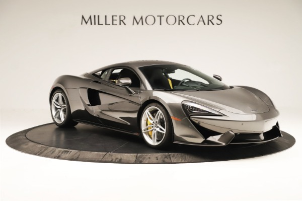 Used 2017 McLaren 570S Coupe for sale Sold at Aston Martin of Greenwich in Greenwich CT 06830 7