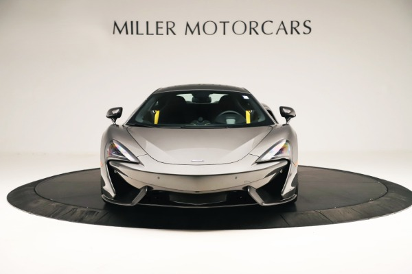 Used 2017 McLaren 570S Coupe for sale Sold at Aston Martin of Greenwich in Greenwich CT 06830 8
