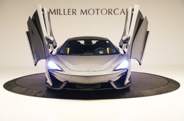 Used 2017 McLaren 570S Coupe for sale Sold at Aston Martin of Greenwich in Greenwich CT 06830 9