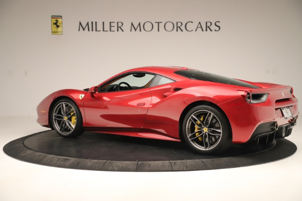 Used 2018 Ferrari 488 GTB for sale Sold at Aston Martin of Greenwich in Greenwich CT 06830 4