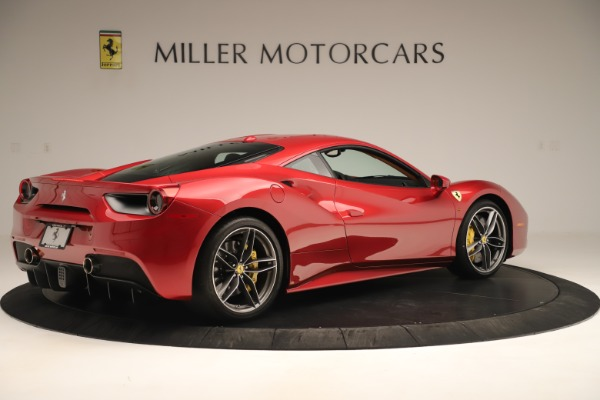 Used 2018 Ferrari 488 GTB for sale Sold at Aston Martin of Greenwich in Greenwich CT 06830 8