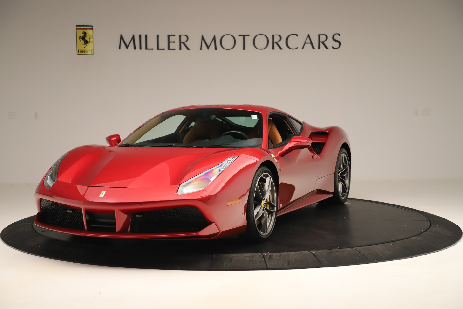 Used 2018 Ferrari 488 GTB for sale Sold at Aston Martin of Greenwich in Greenwich CT 06830 1