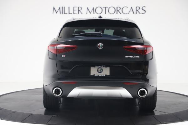 New 2019 Alfa Romeo Stelvio Ti Q4 for sale Sold at Aston Martin of Greenwich in Greenwich CT 06830 6