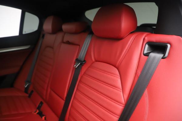 New 2019 Alfa Romeo Stelvio Ti Sport Q4 for sale Sold at Aston Martin of Greenwich in Greenwich CT 06830 18