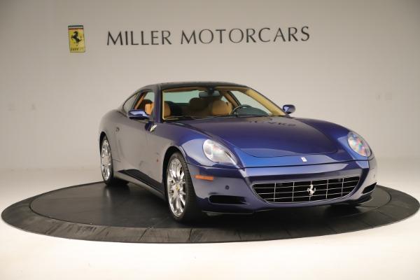 Used 2009 Ferrari 612 Scaglietti OTO for sale Sold at Aston Martin of Greenwich in Greenwich CT 06830 11