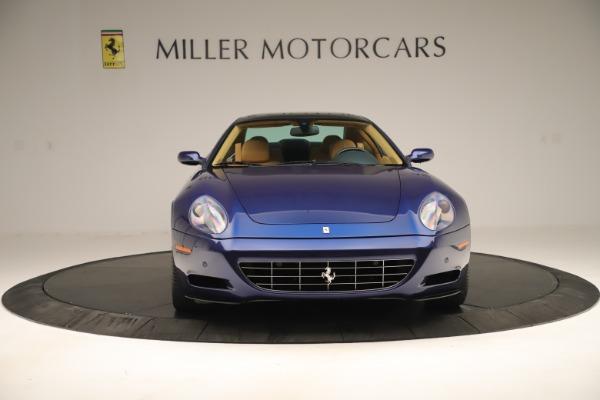 Used 2009 Ferrari 612 Scaglietti OTO for sale Sold at Aston Martin of Greenwich in Greenwich CT 06830 12