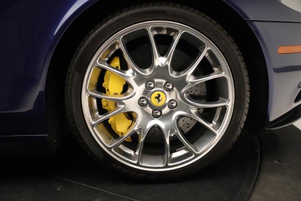 Used 2009 Ferrari 612 Scaglietti OTO for sale Sold at Aston Martin of Greenwich in Greenwich CT 06830 13