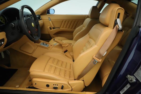 Used 2009 Ferrari 612 Scaglietti OTO for sale Sold at Aston Martin of Greenwich in Greenwich CT 06830 15
