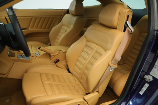 Used 2009 Ferrari 612 Scaglietti OTO for sale Sold at Aston Martin of Greenwich in Greenwich CT 06830 16