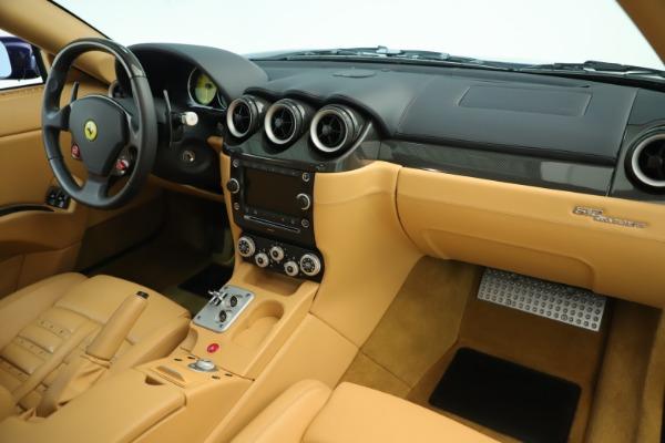 Used 2009 Ferrari 612 Scaglietti OTO for sale Sold at Aston Martin of Greenwich in Greenwich CT 06830 19