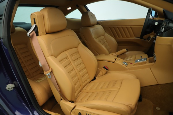 Used 2009 Ferrari 612 Scaglietti OTO for sale Sold at Aston Martin of Greenwich in Greenwich CT 06830 21