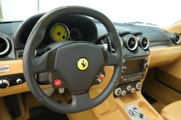 Used 2009 Ferrari 612 Scaglietti OTO for sale Sold at Aston Martin of Greenwich in Greenwich CT 06830 23