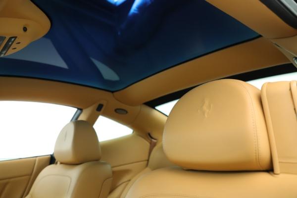Used 2009 Ferrari 612 Scaglietti OTO for sale Sold at Aston Martin of Greenwich in Greenwich CT 06830 24