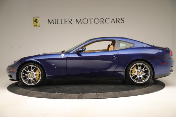 Used 2009 Ferrari 612 Scaglietti OTO for sale Sold at Aston Martin of Greenwich in Greenwich CT 06830 3