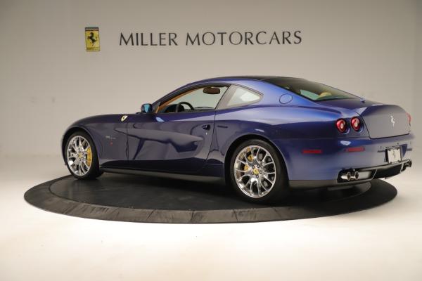 Used 2009 Ferrari 612 Scaglietti OTO for sale Sold at Aston Martin of Greenwich in Greenwich CT 06830 4
