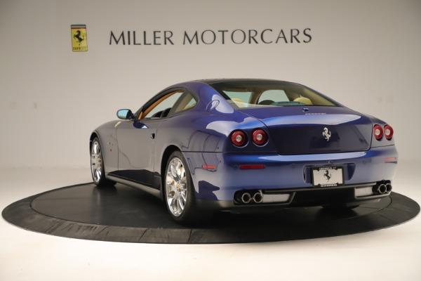 Used 2009 Ferrari 612 Scaglietti OTO for sale Sold at Aston Martin of Greenwich in Greenwich CT 06830 5