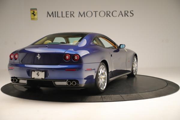 Used 2009 Ferrari 612 Scaglietti OTO for sale Sold at Aston Martin of Greenwich in Greenwich CT 06830 7
