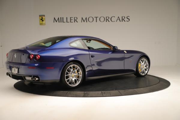 Used 2009 Ferrari 612 Scaglietti OTO for sale Sold at Aston Martin of Greenwich in Greenwich CT 06830 8