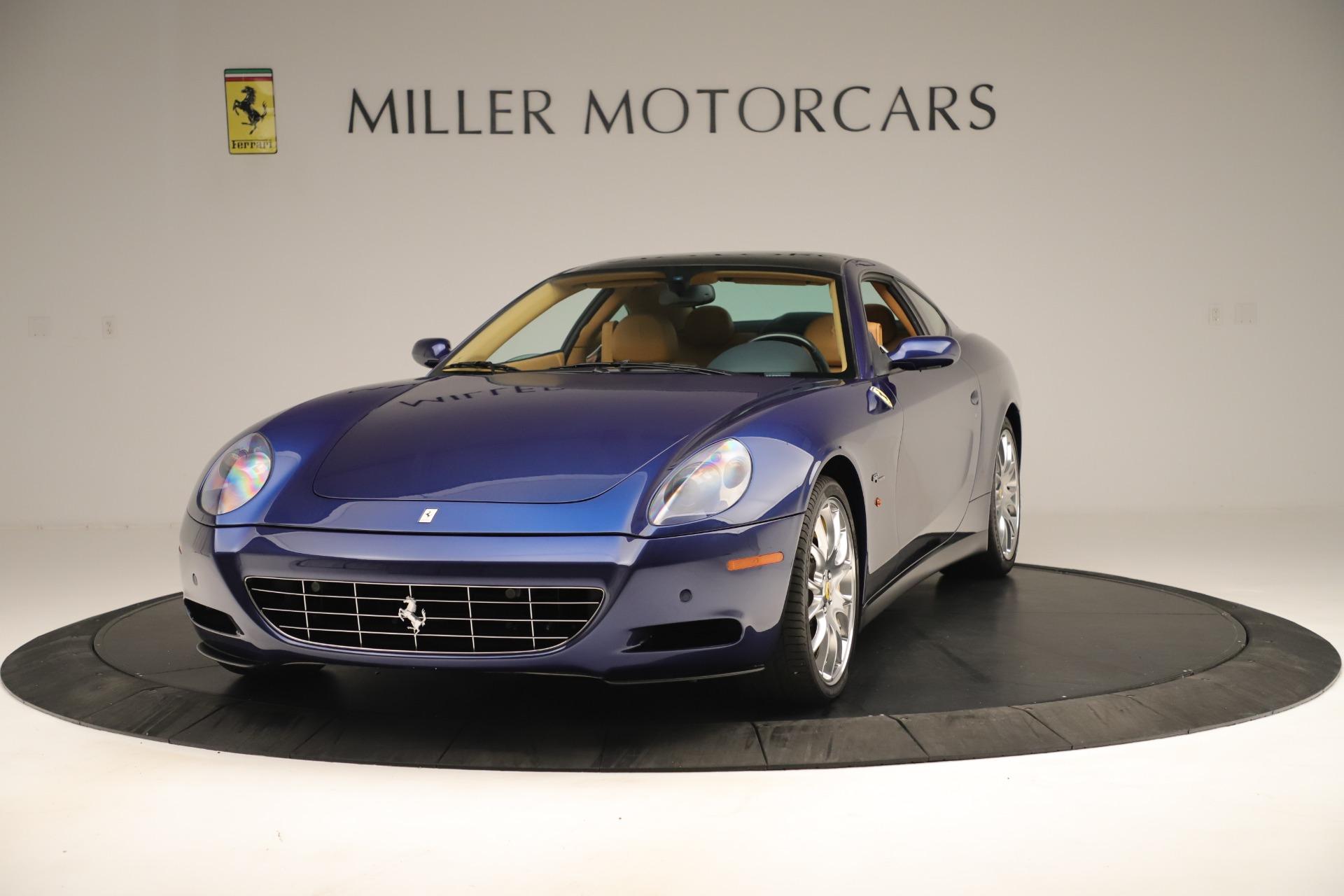 Used 2009 Ferrari 612 Scaglietti OTO for sale Sold at Aston Martin of Greenwich in Greenwich CT 06830 1