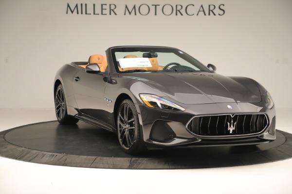 New 2019 Maserati GranTurismo Sport Convertible for sale Sold at Aston Martin of Greenwich in Greenwich CT 06830 11