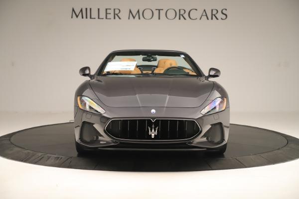 New 2019 Maserati GranTurismo Sport Convertible for sale Sold at Aston Martin of Greenwich in Greenwich CT 06830 12